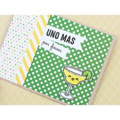 Card created by designer Michelle Whitlow using the Sweet Stamp Shop Uno Mas stamp set