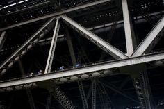 Sydney Harbour Bridge by anniedesign Annie Original, George Washington Bridge, Photo Retouching, Sydney Harbour Bridge, Climbing, The Originals, Photography, Australia, Architecture