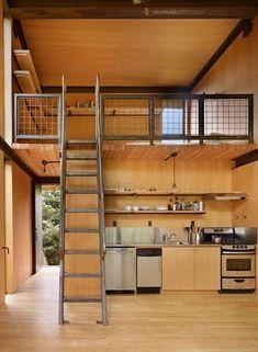 Small Cabin interiors | ... search terms cocktailbar design small cabin ideas sliding doors cabin