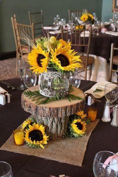 Sunflower Centerpieces Baby Shower : sunflower, centerpieces, shower, Sunflower, Shower, Ideas, Showers,, Party,