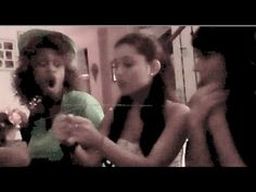 Ghost Hunting with Ariana Grande and Glozell! Part 1... Happy Halloween hope you like