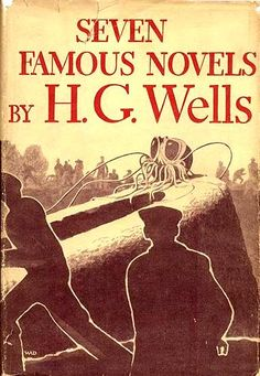 War of the Worlds - Knopf, 1934