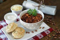 Cowboy Beans (Cowboy-Bohneneintopf)