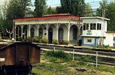 colchagua-cachapoal-y-cardenal-caro: Monumentos Nacionales (I) Train Stations, Mexico, Cars, Outdoor Decor, Santa Cruz, Community Service, Brick Building, Interactive Museum, Pebble Floor