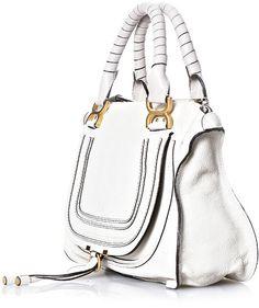 Chloe Marcie Double Handle Bag