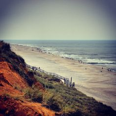 Where autumn feels at home: the North Sea island of #Sylt. @Anekdotique