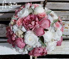Blancos y rosas