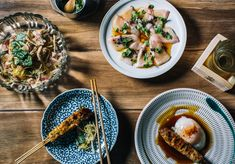 From hole-in-the-wall ramen to fresh sashimi and late night izakayas, there's all types of Japanese restaurants in Sydney. Here are the best places to get your fix.