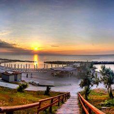 #romania #seaside #blacksea #sunrise
