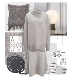 """""""Untitled #3896"""" by kellie-debrandt-mescher ❤ liked on Polyvore featuring NLXL, West Elm, Bloomingville, Joseph, Avon, Barneys New York and Olivia Miller"""