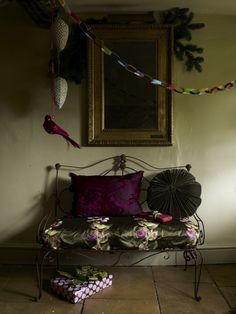 Vintage Christmas styled by Charis White.  Photography: Sandra Lane.