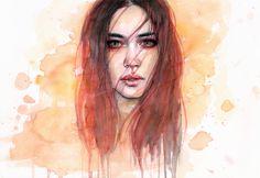 Paintings by Tomasz Mrozkiewicz
