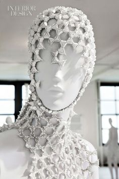 """Disciplines: four. Material: one. They all added up in """"Pratt + Paper & Ralph Pucci."""""""