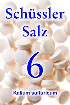 Schüssler Salz Nr. 6, Kalium sulfuricum