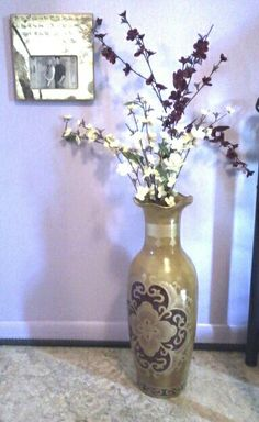 Asian Inspired Bedroom Decor The Vase Was 8 From Dollar General And The Frame