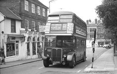 share an enthusiasts memories of more interesting days for transport - mainly about buses but other forms of transport too Rt Bus, Routemaster, Buses And Trains, High Road, Double Decker Bus, Bus Coach, London Bus, London Transport, Vintage London