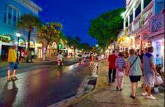DUVALL STREET - KEY WEST, FLORIDA - JANUARY 13-16, 2015, JANUARY 12-14, 2016, JANUARY 22-24, 2017