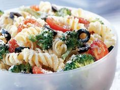 Easy Pasta Salad Recipe - KitchenDaily