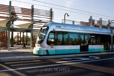 The Metro Light Rail and its 20 mile of rail line serves Phoenix, Tempe and parts of Mesa. It has been in operation since 2008 and has eased the congestion of traffic in downtown Phoenix, Arizona.