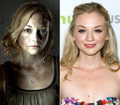 emily kinney walking dead | Emily Kinney Photo - The Walking Dead Cast: What They Look Like on the ...