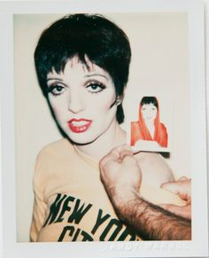 Liza Minnelli by Andy Warhol #celebrity #celebrities - Carefully selected by GORGONIA www.gorgonia.it