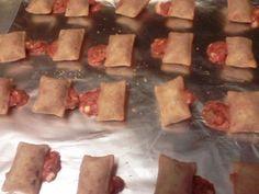Pizza rolls. <3