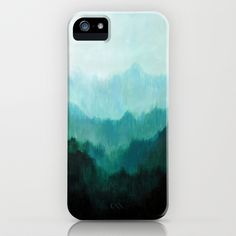 Mists No. 2 iPhone & iPod Case by Prelude Posters | Society6
