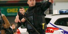 Συνδικαλιστές έκλεψαν απορριμματοφόρο για να το αδειάσουν μπροστά στα γραφεία του κόμματος του Μακρόν