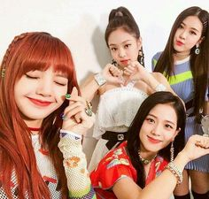 Blackpink are so beautiful and I can't wait for them to release their comeback next year Forever Young, South Korean Girls, Korean Girl Groups, K Pop, Blackpink Video, Jimin, Oppa Gangnam Style, Blackpink Members, Blackpink Photos