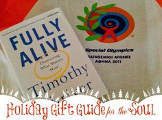 :DISTherapy: Last Minute Holiday Gift Guide for the Soul #TypeAParent