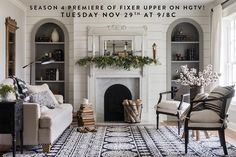 I can't believe the season premiere of #fixerupper is almost here!!! #seasonfouriscoming @hgtv