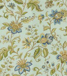 Home Decor Print Fabric-Smc Designs Fairbury/Spring Water: home decor fabric: fabric: Shop   Joann.com