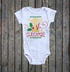 1st Christmas Onesie®