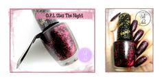 Betty Nails: O.P.I - Stay the Night