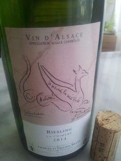 """Riesling """"La chimère"""" 2014  #vin #naturel In Vino Veritas, Sommelier, Notes, Wine, Bottle, Blog, Envy, Report Cards, Flask"""