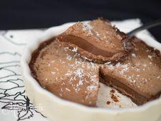 Η..σοκολάρτα! Vegan Chocolate Pudding, Chocolate Recipes, Sweet Recipes, Vegan Recipes, Snack Recipes, My Favorite Food, Favorite Recipes, Avocado Pudding, Healthy Desserts
