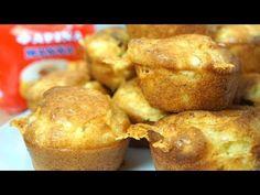 Η Κουζίνα του Ευτύχη : ΤΥΡΟΜΠΟΥΚΙΕΣ - Μάφινς με τυρί [παλιό επεισόδιο] - YouTube