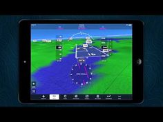 New Video: Behind the scenes with ForeFlight Synthetic Vision - iPad Pilot News Aviation Fuel, Airfare Deals, Tablet Ui, All Flights, Head Up Display, Online Travel, Travel Companies, Air Travel