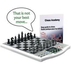 Talking Electronic Chess Academy Tabletop Tutor - Educational Toys, Specialty Toys and Games - Creative, Award Winning for Science, Math and...