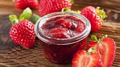 Strawberry Jam, Perfume Oils, Canning Recipes, Diet And Nutrition, Stevia, Pickles, Syrup, Cucumber, Salsa