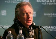 Alan Rickman's Eyebrow, karthaeuser65:    Actor Alan Rickman attends...