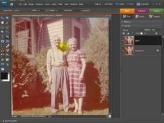 ▶ Restore Old Photos, Part 1 - YouTube