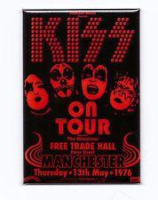 Vintage KISS Concert Poster