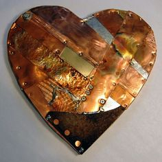 copper corazon by aline