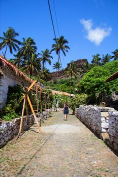 Cidade Velha, Santiago, Cape Verde