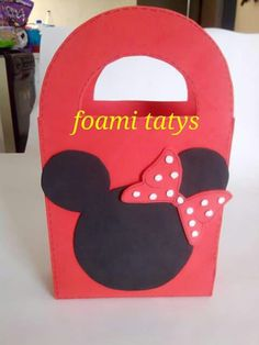 Dulcera minnie mouse
