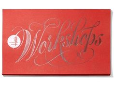 Typographic Workshops