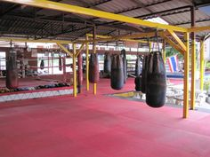 Muay Thai & MMA Gym provides an optimal and ideal training environment for beginners, intermediate and pro-fighters.