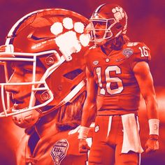 Clemson's Trevor Lawrence Has Been on Fast Track to Stardom Since Adolescence - - In many ways, this outcome was preordained. Those who witnessed Trevor Lawrence throwing a football at some point over the last five years knew this day would come. Clemson Quarterback, Clemson Football, College Football Playoff, Football Uniforms, Clemson Tigers, Football Helmets, Auburn Tigers, Football Art, College Quarterbacks