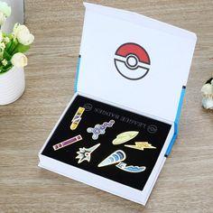 @bestproductsfro #pokemon #go #pokemongo #badges Pokemon Dolls, Pokemon Go, Badges, Kawaii Anime, Playing Cards, Presents, Toys, Gifts, Activity Toys